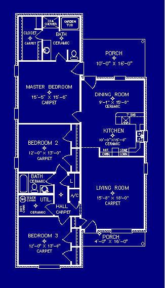 Juniper II Floorplan