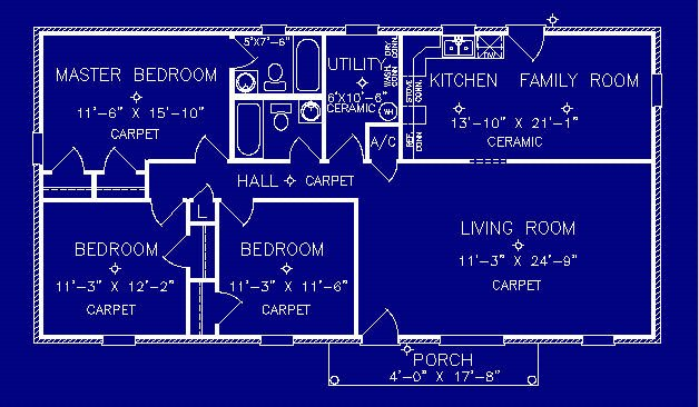 Mayfair Floorplan