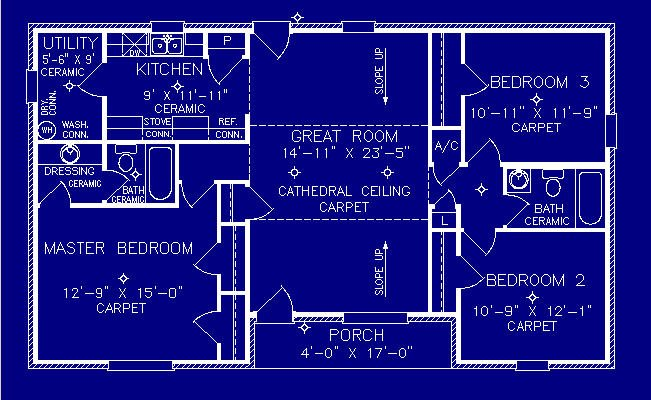 Norwood Floorplan