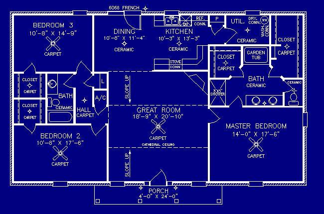 Pinebrook Floorplan