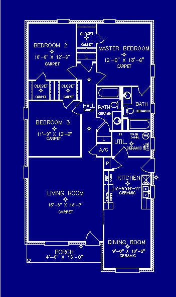 Quincy Floorplan