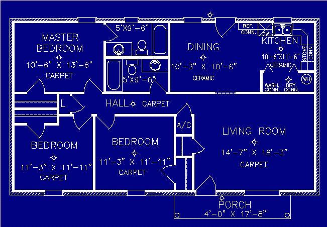 Stratford Floorplan