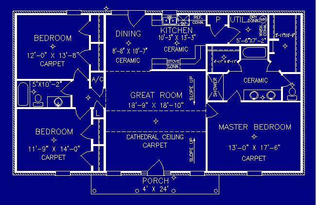 Townsen Floorplan