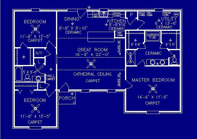 Wakefield Floorplan