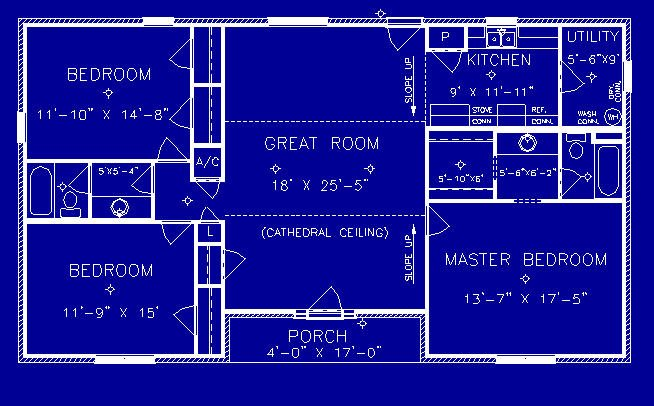 York Floorplan